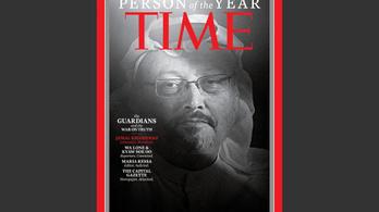 Time: Hasogdzsi és igazságért küzdő újságírók az év emberei