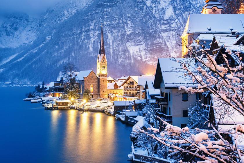 10 mesés európai úti cél, ami télen fehér csodaországgá változik