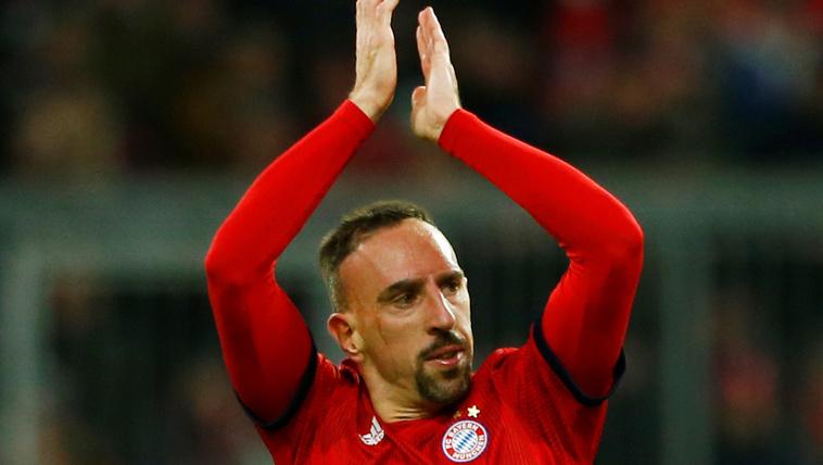 Ribery is lép a Bayerntől a szezon végén