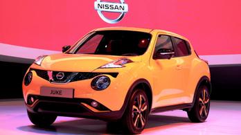 Jövőre jön a Nissan Juke utóda
