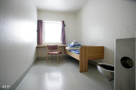 Az Ila börtön cellája