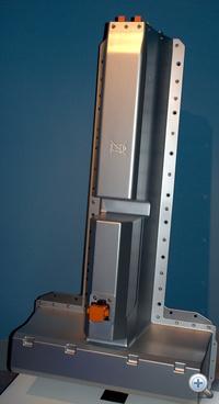 A T-alakú akkumulátor.