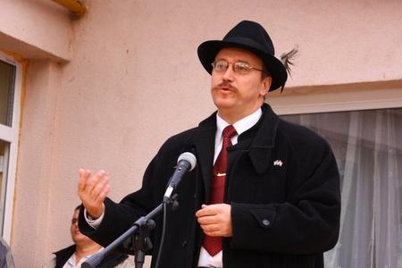 Orosz Mihály Zoltán (Fotó: erpatak.hu)