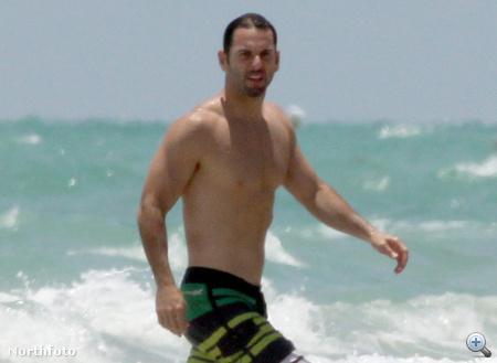 Carlos Gonzalez jön ki a vízből