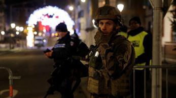 Katonákkal, és rendőrökkel is tűzharcba keveredett a strasbourgi támadó
