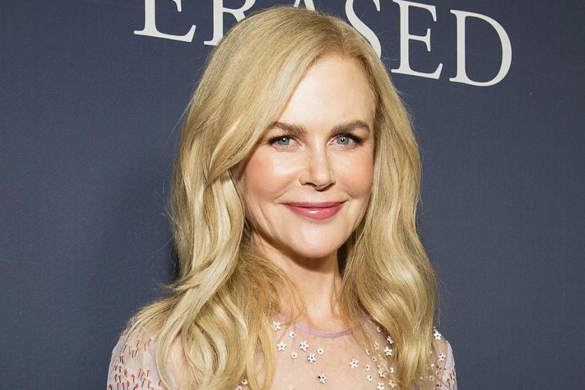 Nicole Kidman dögös ruhában villantott bomba alakot - Nem győzik dicsérni
