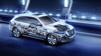Húszmilliárd eurót költ a Mercedes akkumulátorra