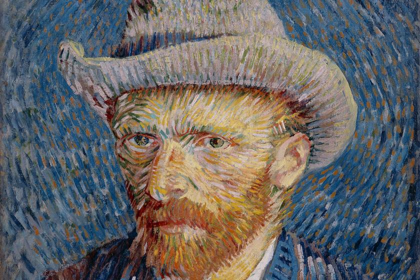 Zseniális dolgot tárt fel a férfi, amikor egymásba illesztette van Gogh képeit