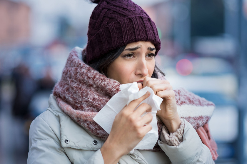 Sok százezer embert érint télen: az 5 leghatékonyabb tipp a megfázás megelőzésére
