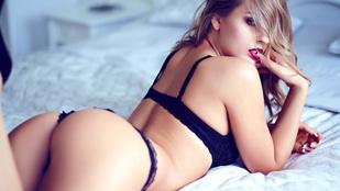 Miért nem vesszük emberszámba az erotikusan pózoló modelleket?