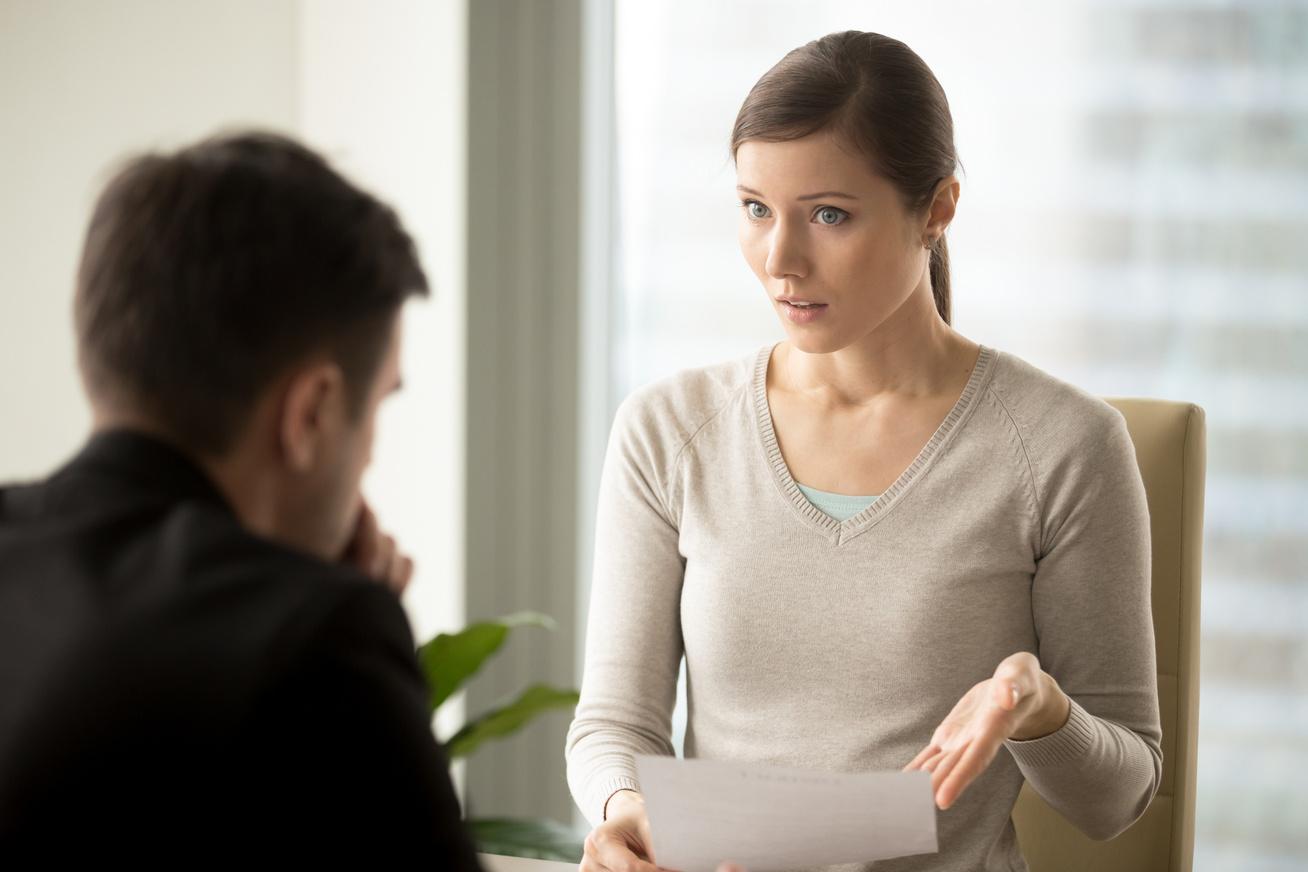 munkahelyi konfliktus