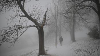 Miért van mindig síri csend hóesés után?