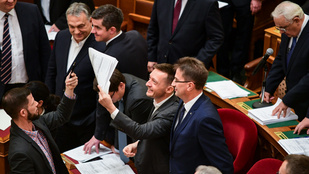 A parlamenti botrány 12 fontos fordulata