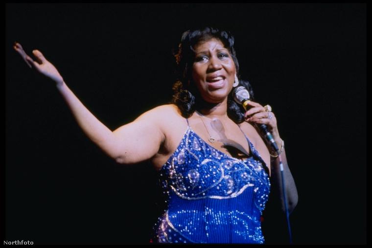 Augusztus 16-án egy könnyűzenei legendát vesztett el a világ: Aretha Franklint.