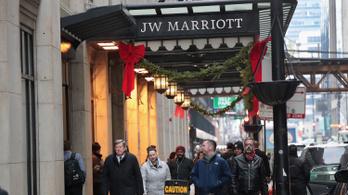 A kínai állambiztonság hekkelhette meg a Marriottot, amerikai vezetőkre dolgoztak