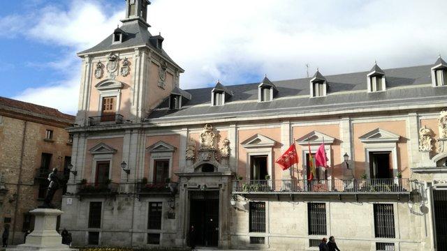 A volt madridi Városháza rejtett csodái