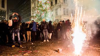 Az orvosok szerint teljesen be kellene szüntetni a szilveszteri tűzijátékozást