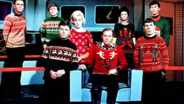Karácsonyi ajándékötletek Star Trek-rajongóknak