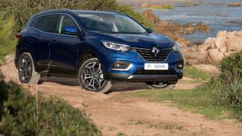 Bemutató: Renault Kadjar – 2018.