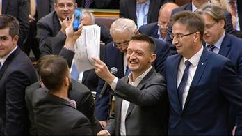 Ezek voltak a parlament legjobb pillanatai
