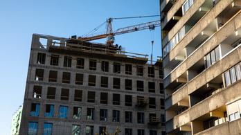 Minden rekordot megdöntött az építőipar februárban