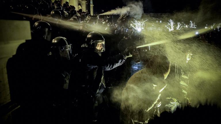 A Belügyminisztérium kéri az ellenzéki pártokat, működjenek együtt a tüntetést biztosító rendőrséggel
