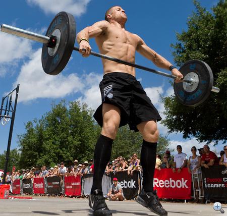 Mi minden van a CrossFitben? Például súlyemelés