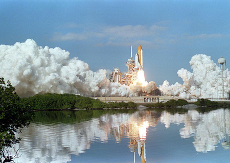 A Columbia űrsikló utolsó indítása