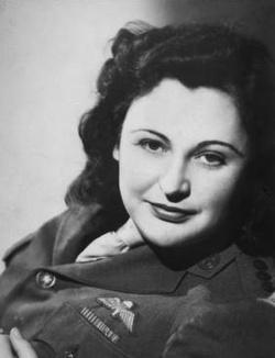 Nancy Wake 1945 körül
