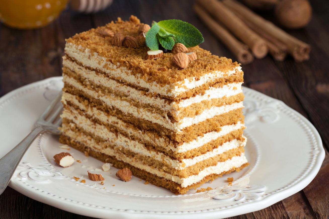 Szuperpuha, fahéjas mézes krémes: ezzel a tésztával könnyű bánni