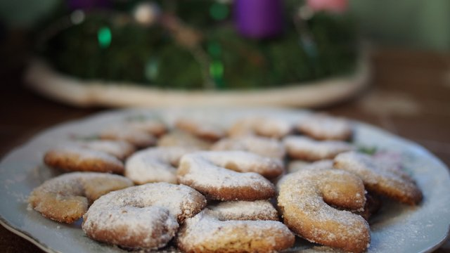 Karácsonyi hókifli: függőséget okoz, főleg, ha így sütik