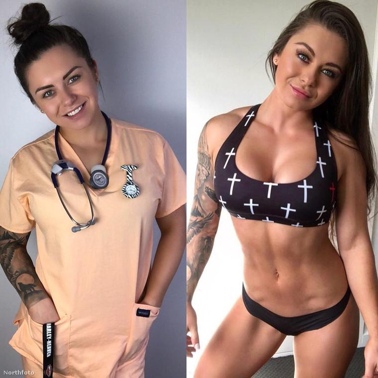 Paige Mills már három éve, 21 éves kora óta dolgozik nővérként, hogy segítsen a pácienseknek a felépülésben