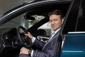 Véglegesítették az Audi vezérét