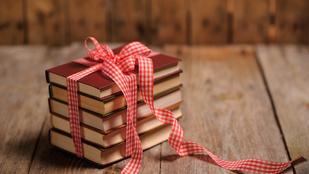 3+1 könyv a fa alá minden könyvmolytípusnak