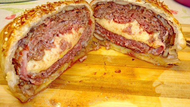 Wellington Burger, ha már unod a szokásos karácsonyi menüt