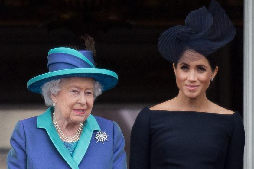 Elképesztő, Meghan mit vett a királynőnek karácsonyra - Erzsébet igen meglepődött