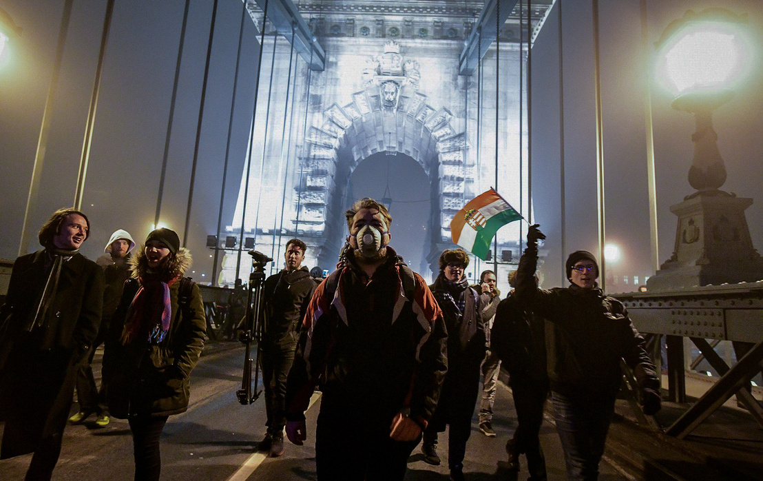 Ismét utcára vonultak Budapesten