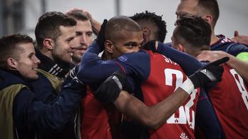 Bravúros Vidi-döntetlen a Chelsea ellen, de nem ért továbbjutást