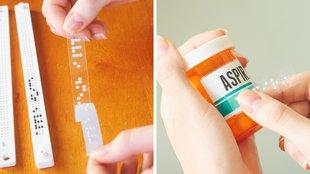 Vrailler: a legolcsóbb DIY Braille nyomtató