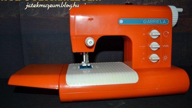 NDK játék varrógép