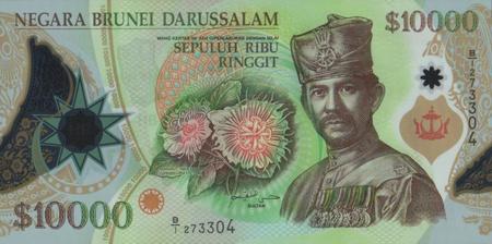 Brunei dollár