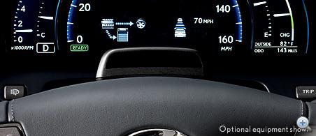 A Lexus kombinált kamerás rendszere összetett, de még mindig a legkisebb hibahányadossal dolgozik