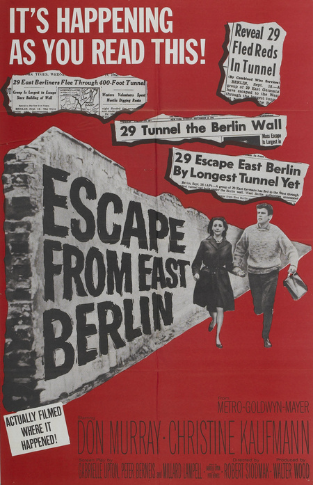 Filmeket, könyveket ihletett a fal