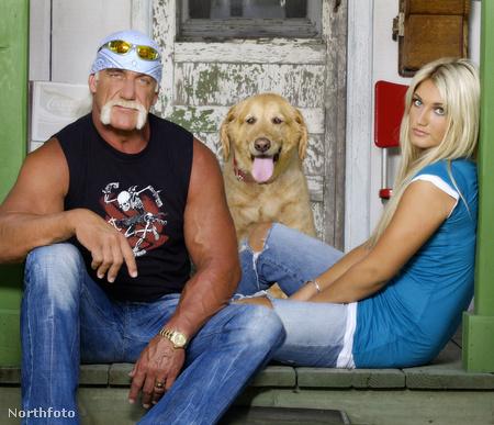 Hulk Hogan és lánya