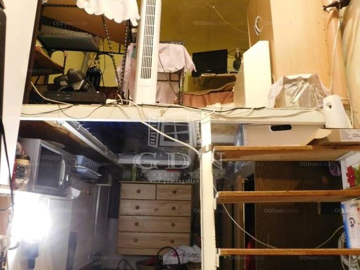 8 négyzetméteres lakás Angyalföldön