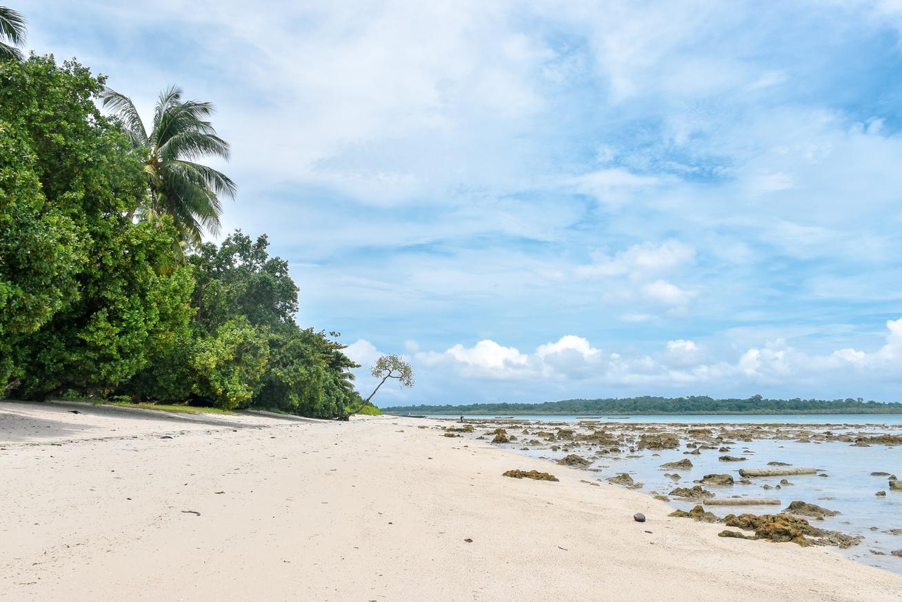 szentineléz sziget andaman nicoria