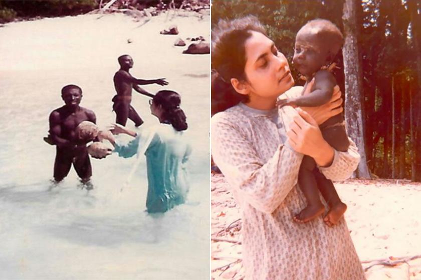 A nő, akinek sikerült a lehetetlen: kapcsolatba lépett a világ legelszigeteltebb törzsével