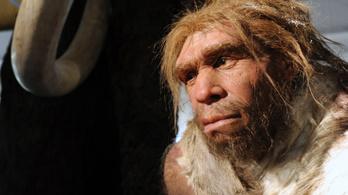 Ma is élnek köztünk neandervölgyi-fejű emberek