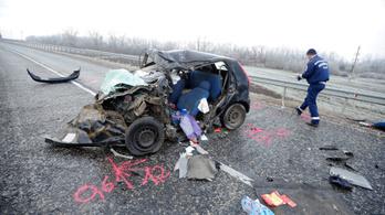 Két halálos baleset az utakon