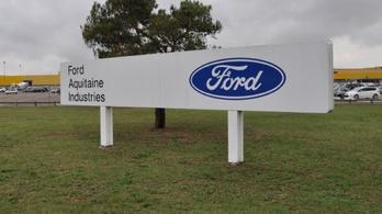 Franciaországban zár be egy üzemet a Ford
